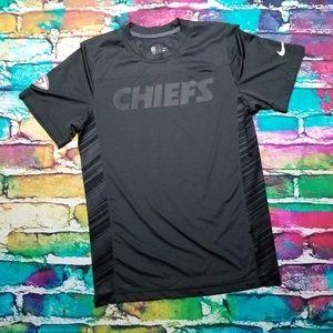 Nike • KC Chiefs On-Field Performance Tee • SZ S